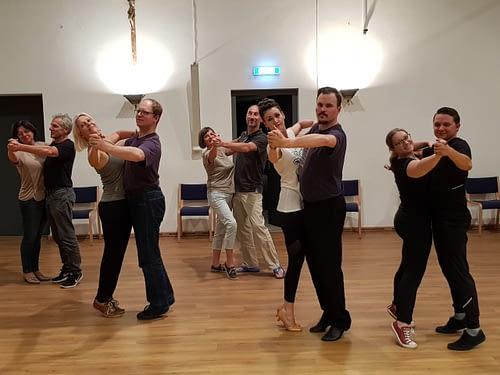 Tanzen in der FT-Ringsee